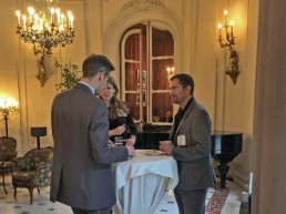 meeting with the US Ambassador